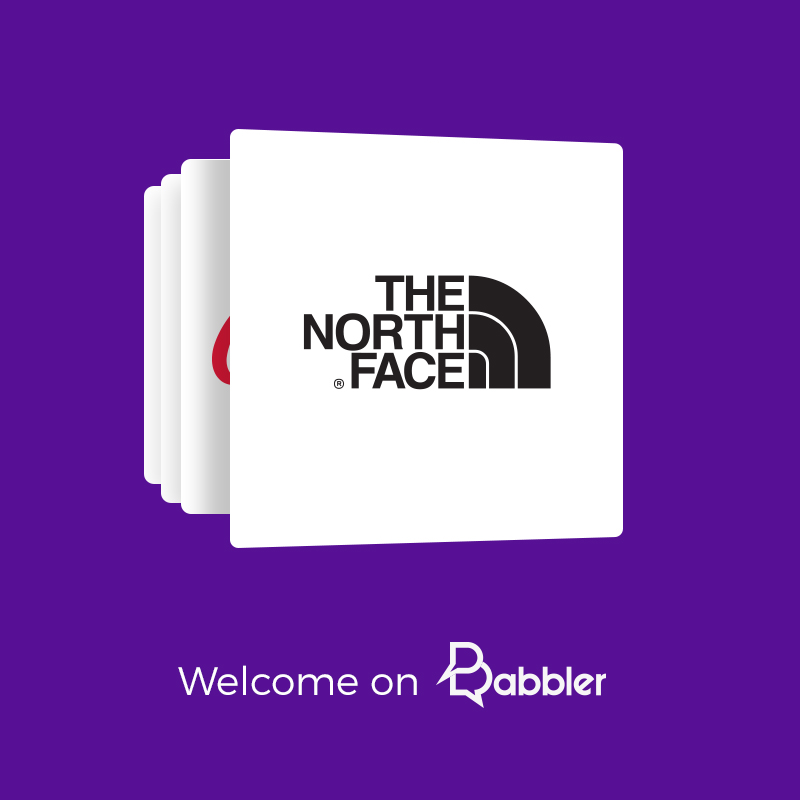 Connect with The North Face on Babbler!