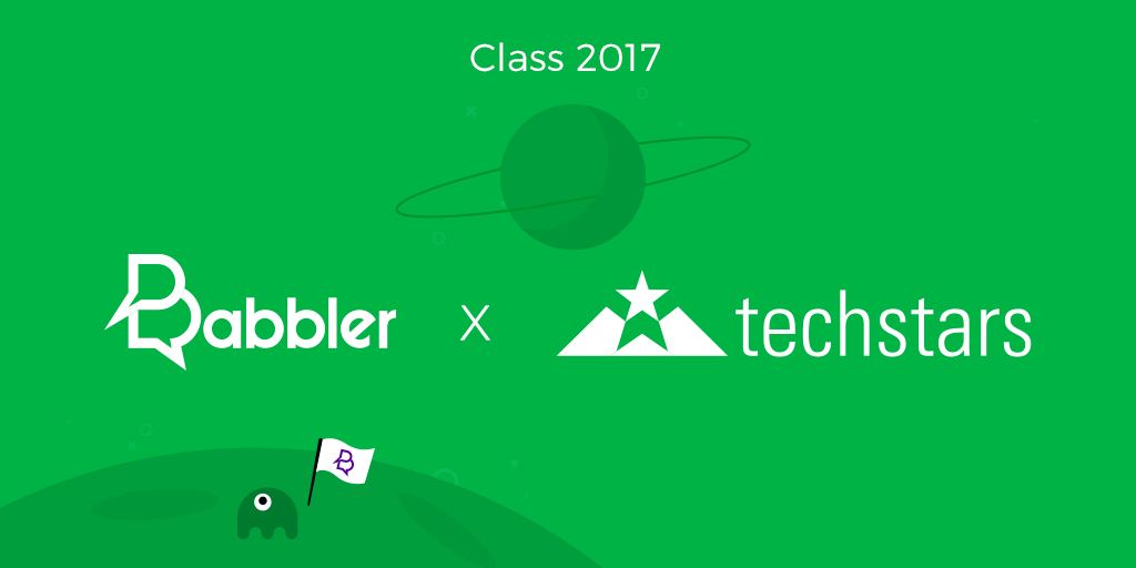 Babbler has been selected to join Techstars in Austin