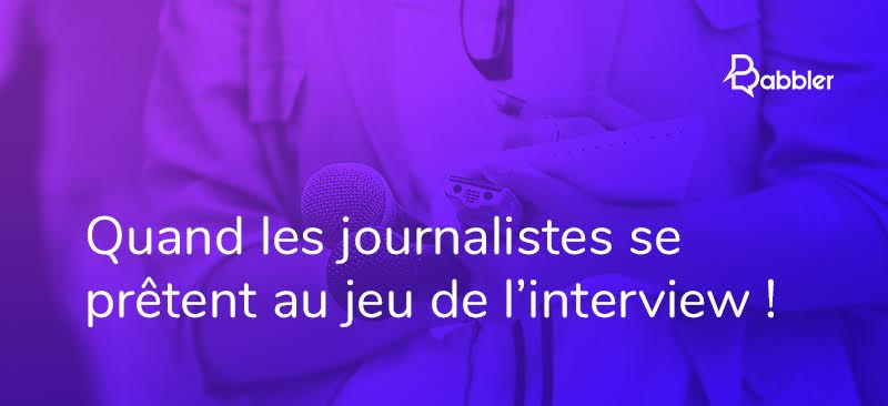 Patrick Cappelli nous confie son quotidien de journaliste (La Tribune, CB News,...)
