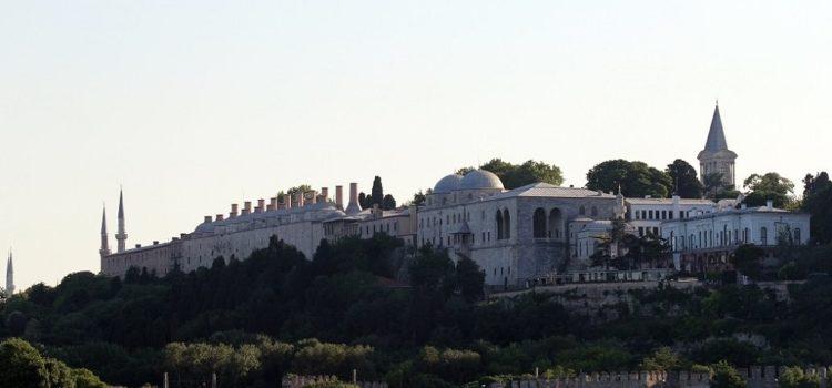 Topkapi Palace view