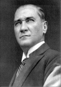 Ataturk Turkish republic
