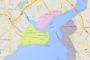Istanbul map regions