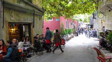 Istanbul cafes karabatak