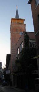 Minaret of Arab Mosque