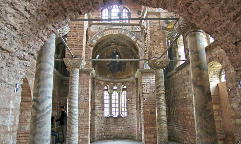 Fethiye Museum (Pammakaristos) - Backpacking Istanbul