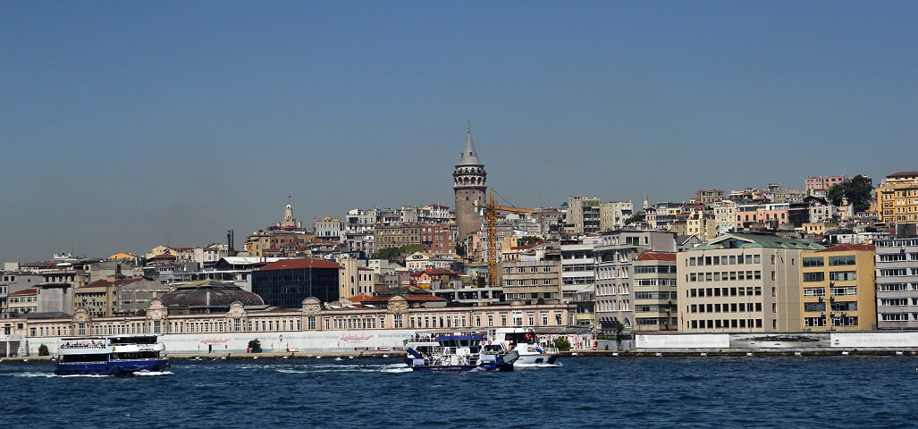 Galata and tower