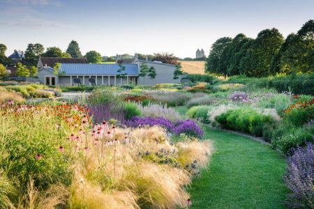 Hauser & Wirth Garden by Jason Ingram