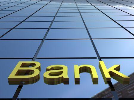 12325140 - bank building, 3d images
