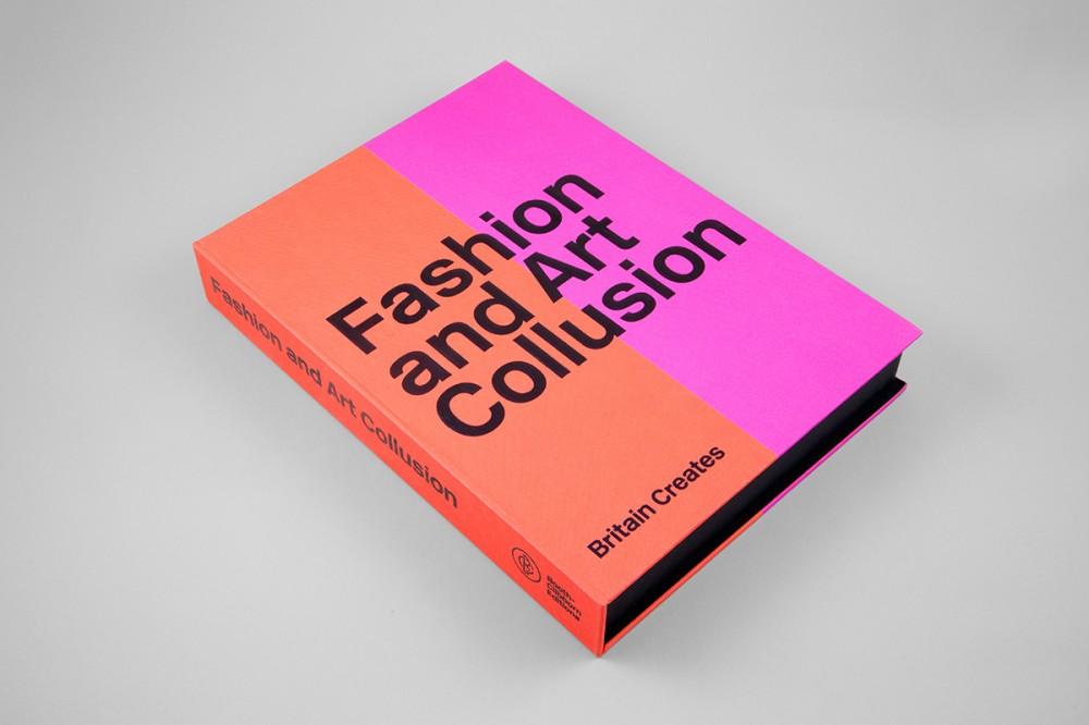 Fashion Book Cover Art : Britain creates fashion and art collusion « barnbrook