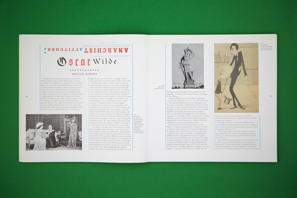 the barbican the wilde years oscar wilde the art of his time  essay title spread