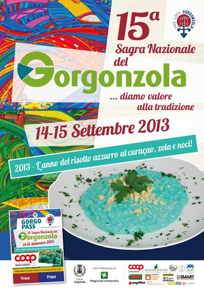 15^ Sagra Nazionale del Gorgonzola