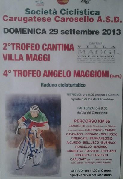 2°T.Cantina Villa Maggi 4°T.Angelo Maggioni(am)