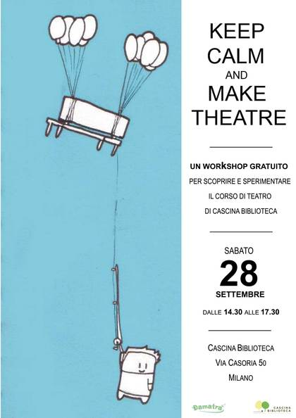 Workshop di teatro