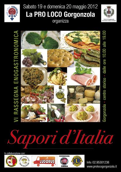 SAPORI D'ITALIA VI edizione