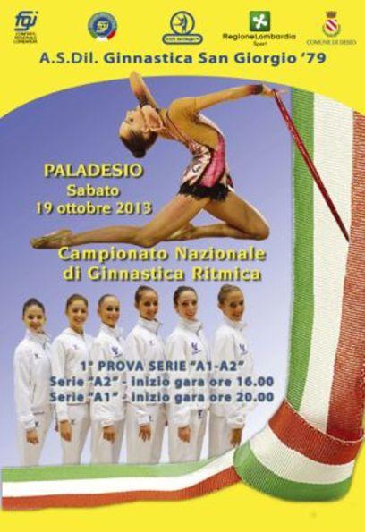 1° Prova Serie A Desio 2013
