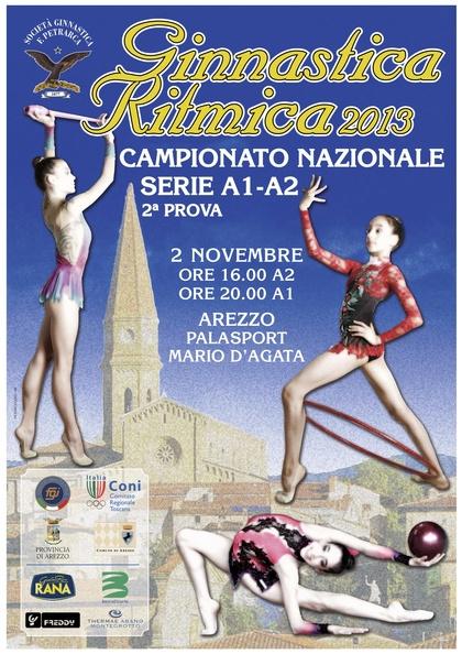 2° Prova Serie A Arezzo 2013