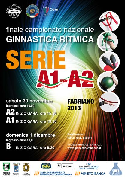 4° Prova Serie A e Finale Nazionale Serie B