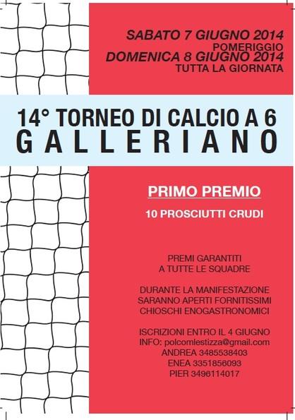 TORNEO DI CALCIO A 6 DI…