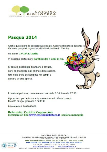 pasqua 2014