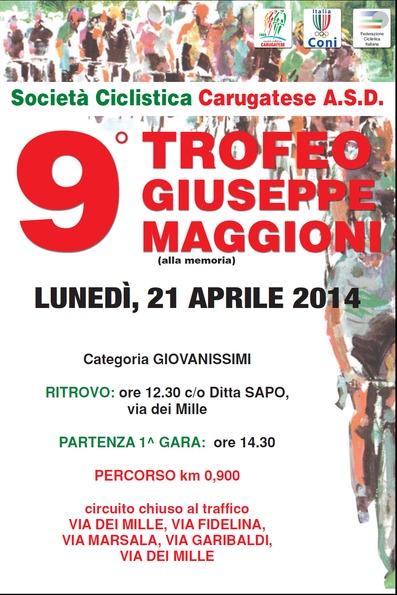 9°Trofeo Giuseppe Maggioni(am)