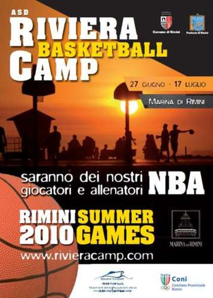 Riviera Basket Camp