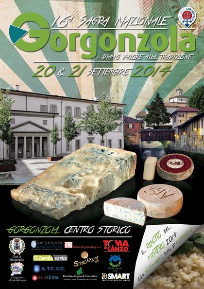16^ Sagra Nazionale del gorgonzola