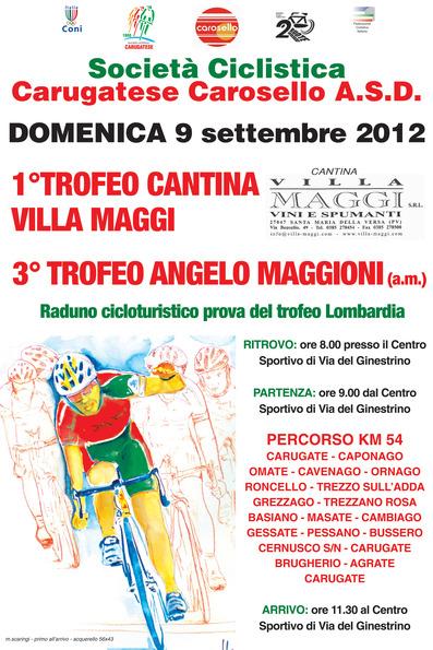 1° Trofeo Vinicola Villa Maggi-3°Trofeo Angelo Maggioni