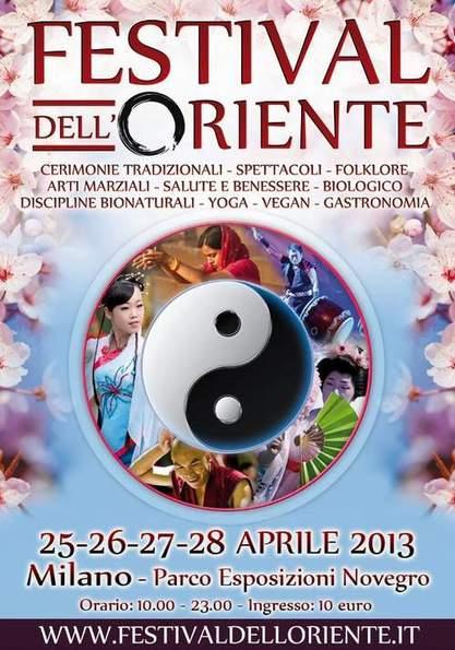 Il Festival dell'Oriente sbarca a Milano