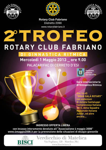 2° Torneo Rotary Club Fabriano G.R.