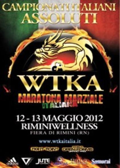 Campionati Italiani assoluti WTKA