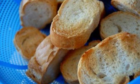 Assaggi di Pane e Gorgonzola