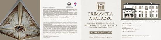 Primavera a Palazzo Pirola