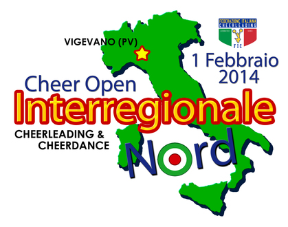 Cheer Open Interregionale Nord