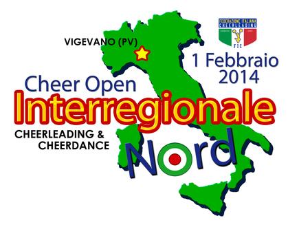 Cheer Open Interregionale Nord
