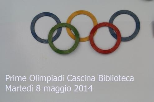 Olimpiadi di Cascina Biblioteca