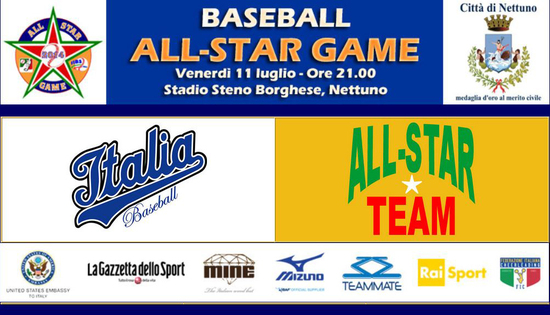 All Star Game BASBALL