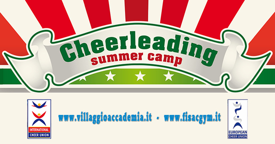 Cheerleading International Summer Camp