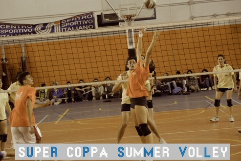 Super coppa summer volley
