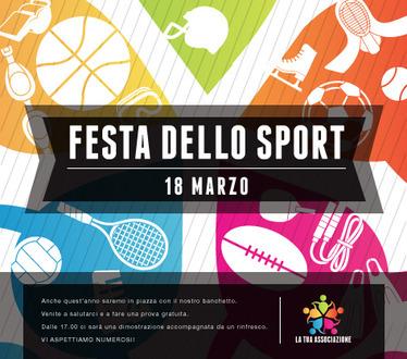 Festa dello Sport 2012
