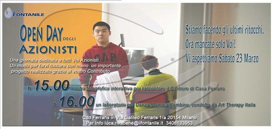 Open day al Ferraris