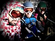 Mix di alcune foto delle uscite dell'inverno 2013..