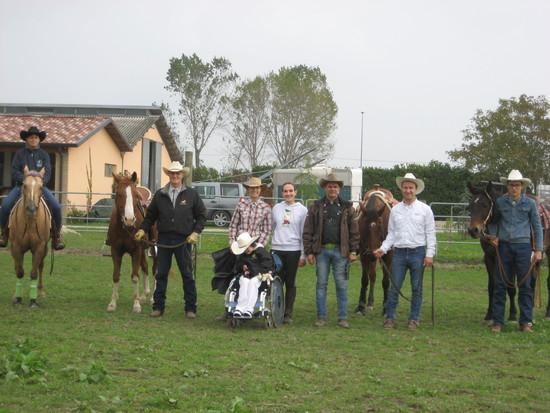 Agriturismo virginia ranch for Piccoli progetti di ranch