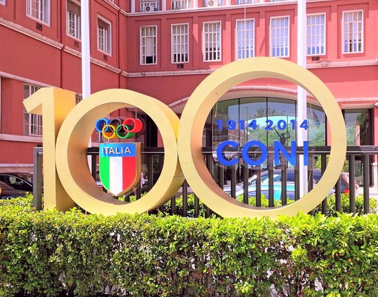 100 Anni del CONI