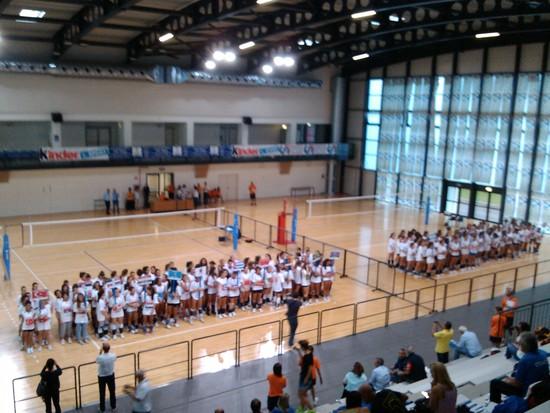 """Volley: il """"Mondiale degli Oratori"""""""