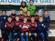 Calcio nati nel 2006 e 2007 CSI