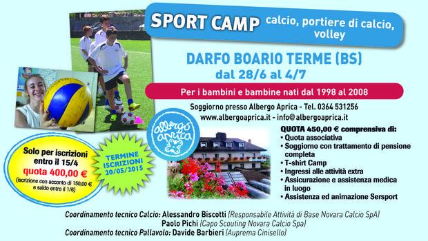 Sport Camp 2015