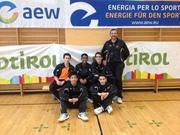 squadra Junior a Bolzano 2013
