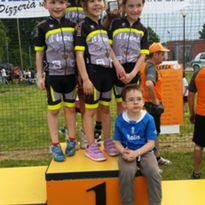 1° posto per la SCUOLA di Ciclismo il BRANCO