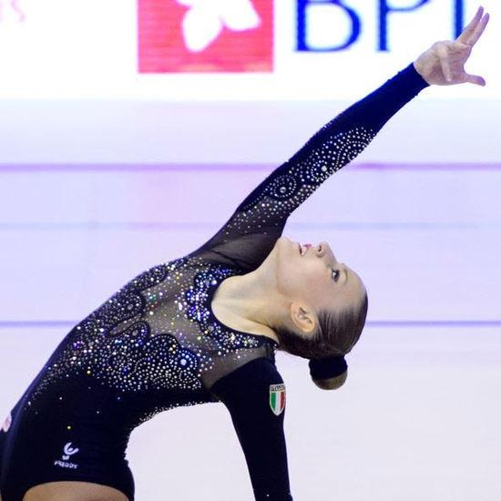Michela Campionessa del Mondo