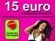 Associazione Sportiva Dilettantistica Dance & Fitness - Campagna Tesseramento Stagione sportiva 2016/2017